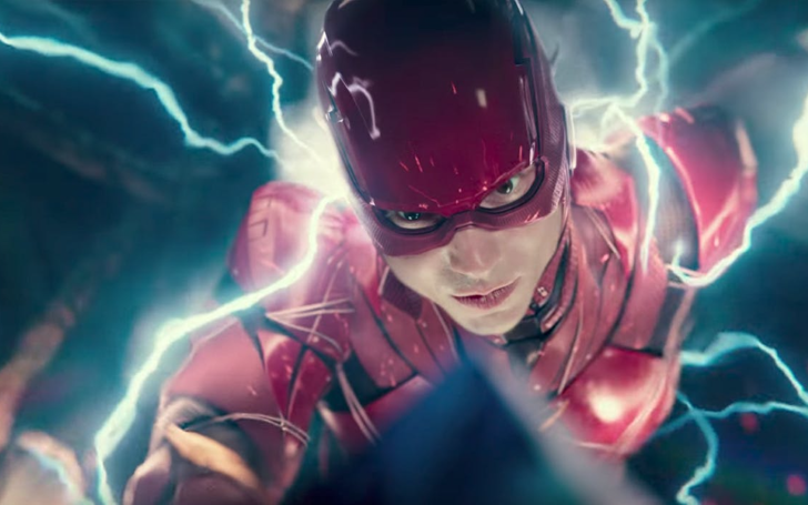 The Flash Movie Is Getting Another Rewrite and a New Producer