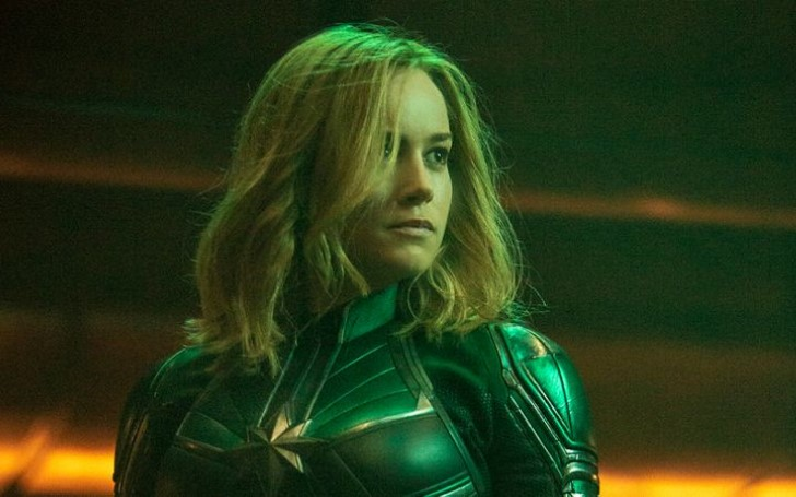Box Office: 'Captain Marvel' Powers To $155M-Plus Debut