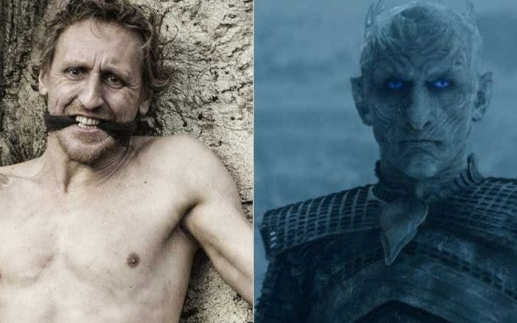 The Night King Speaks: Game of Thrones Actor Who Plays The Leader of The White Walkers Gives a Rare Revealing Interview