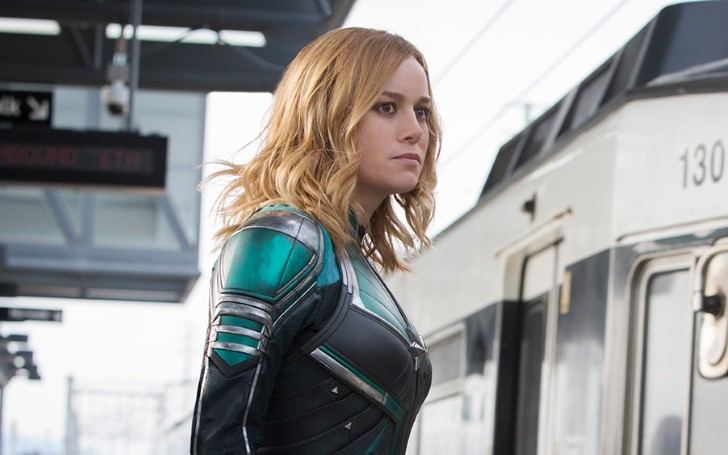 Captain Marvel Breaks Box Office Records Raking in $646 Million Globally in its First Weekend