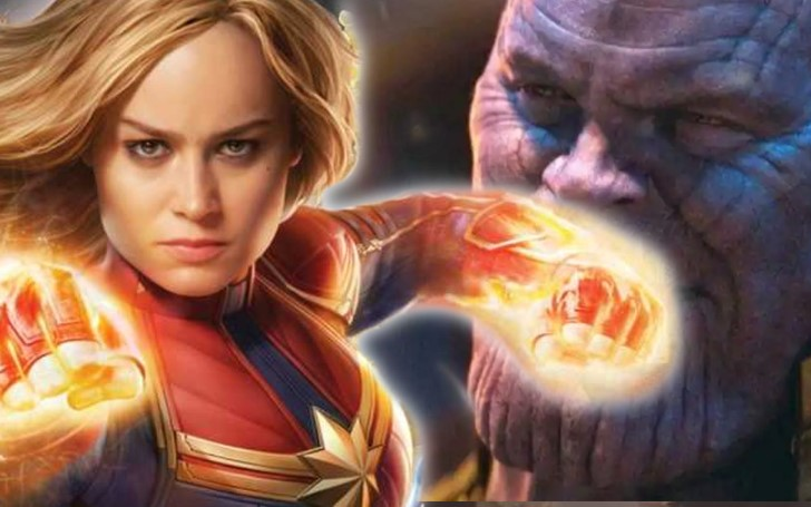 Kevin Feige Confirms Captain Marvel Is Stronger Than Thanos