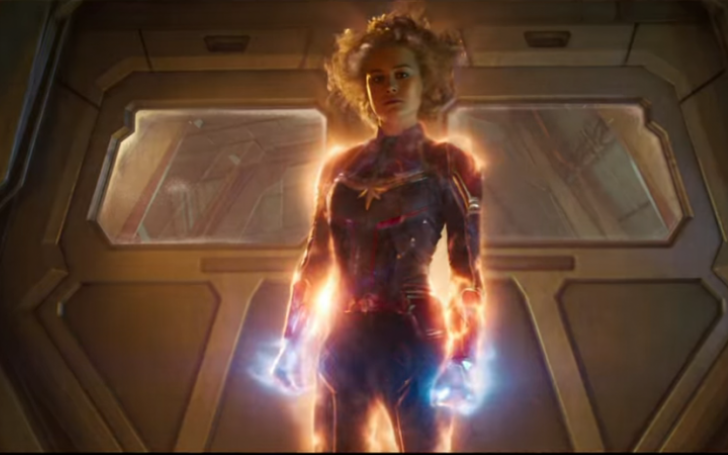 'Captain Marvel' Proves Carol Can Definitely Beat Thanos