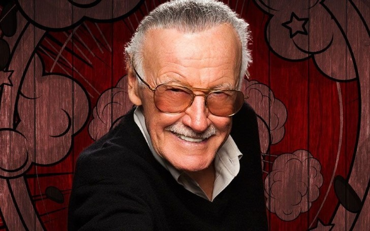 Stan Lee Created One Last Character With His Daughter Before He Died