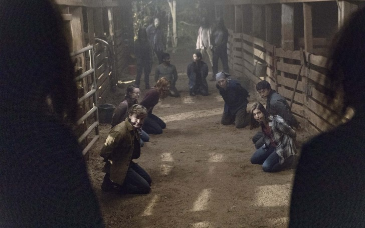 The Walking Dead Showrunner Speaks on That Epic Bloodbath