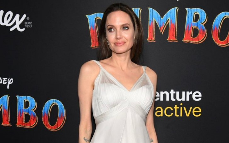 Angelina Jolie Set To Make Her MCU Debut With 'The Eternals'
