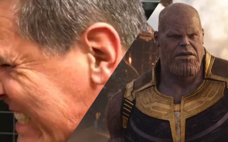 Josh Brolin Posts Shocking Video as He Addresses Bizarre Thanos Theory