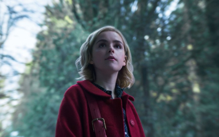 Chilling Adventures of Sabrina's Star Appears To Confirm The Show's Biggest Theory