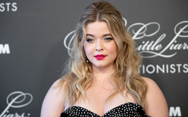 Sasha Pieterse Was Only 12 When She Filmed The 'Pretty Little Liars' Pilot!