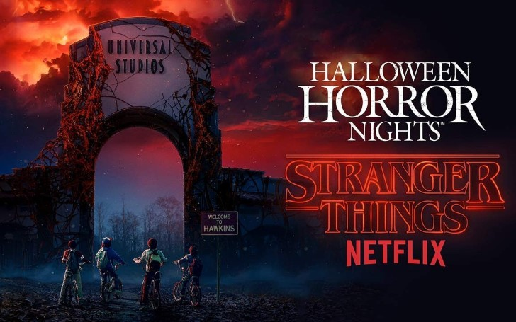 Stranger Things-Themed Maze Is Coming To Universal Studios