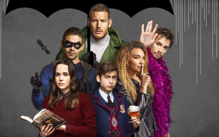 'The Umbrella Academy' Officially Gets A Second Season
