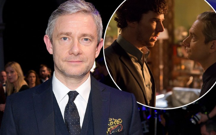 Sherlock's Martin Freeman Claims Fans Felt Betrayed By Lack Of Gay Romance