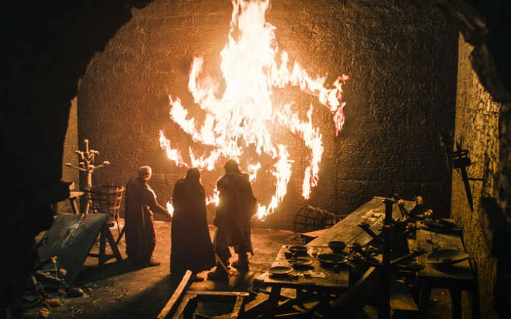 Game of Thrones Season 8: What Does The Night King's Spiral Symbol Mean?