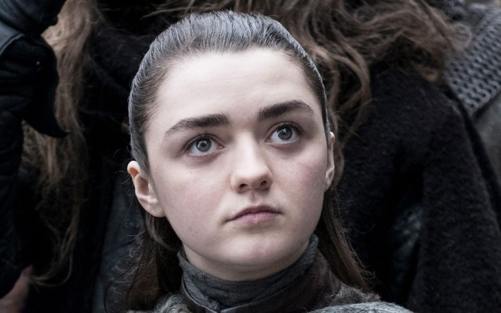 Maisie Williams Reveals Her Favourite Arya Kills