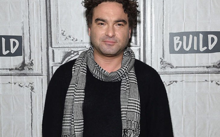 The Big Bang Theory Star Johnny Galecki Reveals Emotional Show First In Its 12-Season History