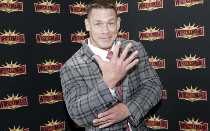 John Cena Is In Talks To Join The Ensemble Cast of James Gunn's The Suicide Squad 2