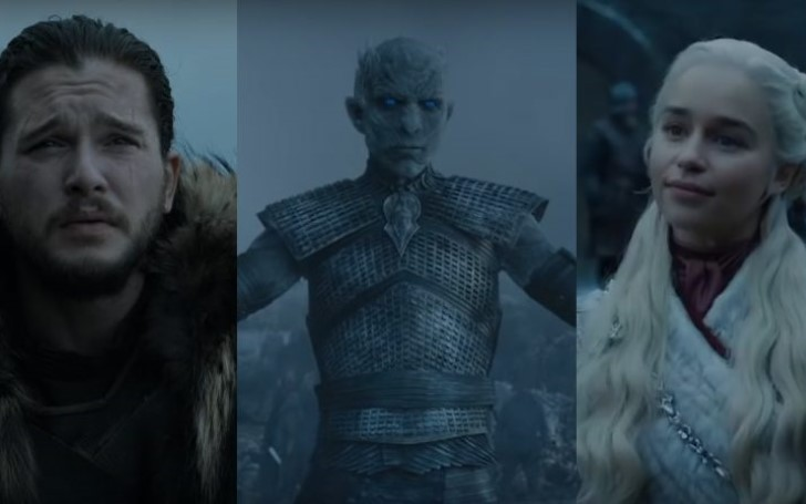 'A Song Of Ice & Fire' Carries New Meaning In Game Of Thrones Season 8