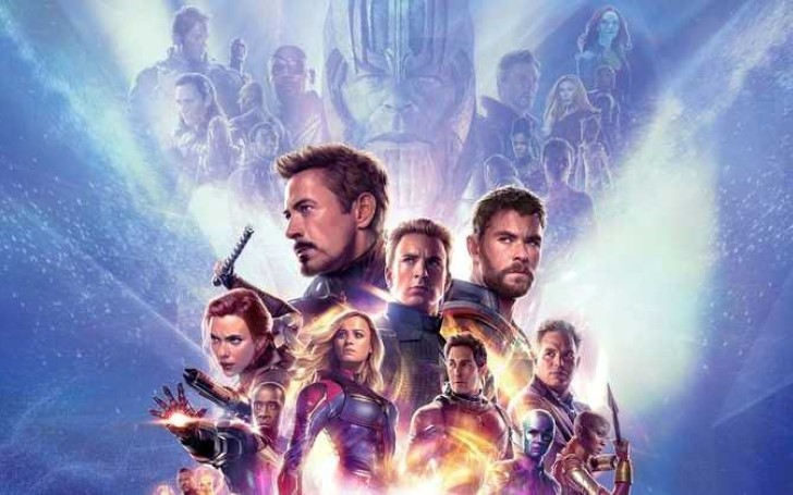 RDJ Says Last 8 Minutes Of Avengers: Endgame Are The Best In Entire MCU