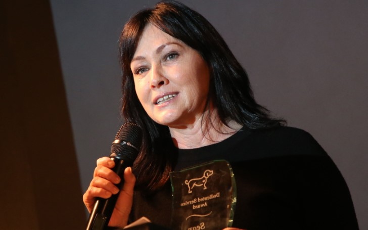 Shannen Doherty Joins The Cast of Fox's 'Beverly Hills, 90210' Reboot