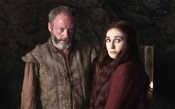 Davos and Melisandre Share a Tragic History on Game of Thrones