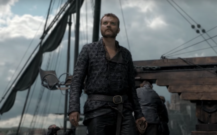 Game Of Thrones: Euron Greyjoy Actor Fuels Dragon Rumours