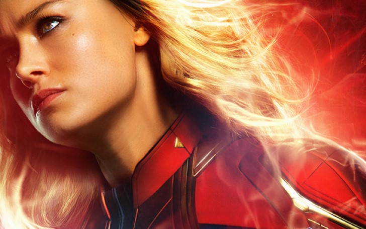 Captain Marvel Just Surpassed Two More Movies On The List Of Highest-Grossing Films