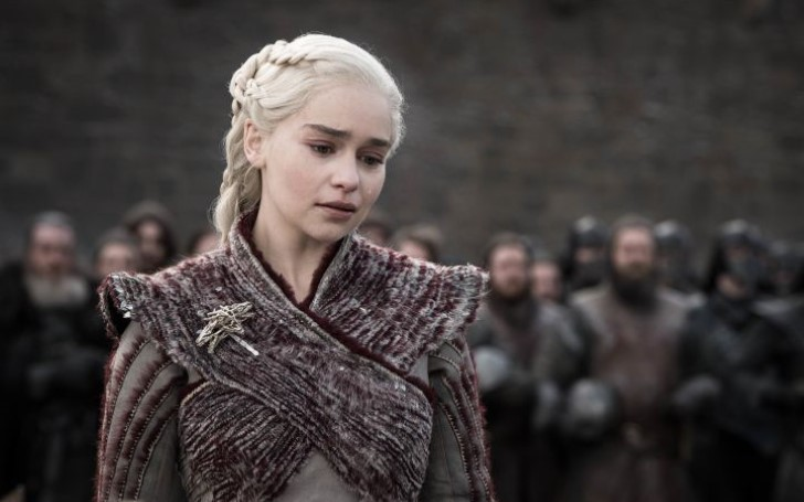 Emilia Clarke Cried After Reading The Game Of Thrones Series Finale Script