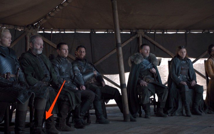 Game Of Thrones: Fans Spot Water Bottle In Background Of Crucial Scene In Finale