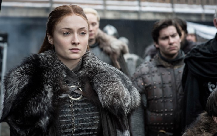 Sophie Turner Says Game of Thrones Petition To Remake Season 8 Is 'Disrespectful'