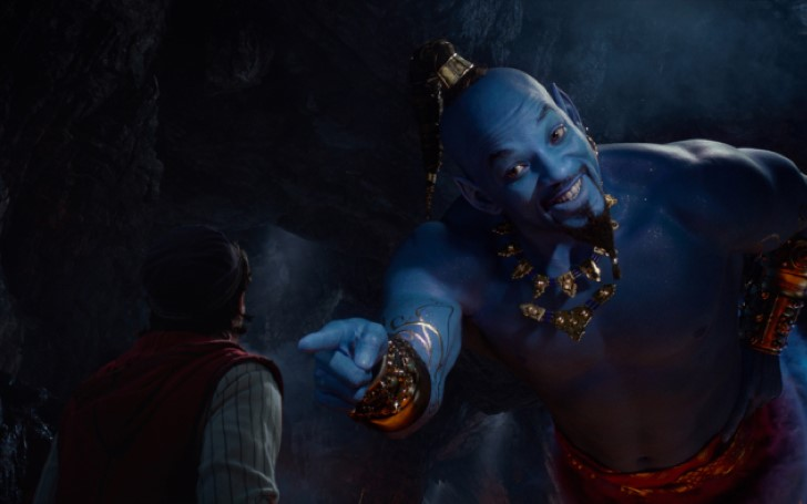 'Aladdin' Is Heading Towards Magical $100 Million Opening In North America