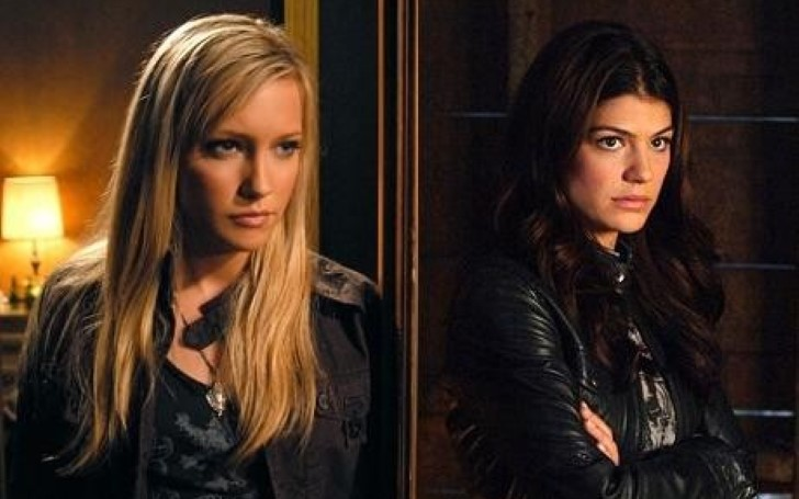 Katie Cassidy Vs. Genevieve Cortese - Which Supernatural Ruby Was Better?