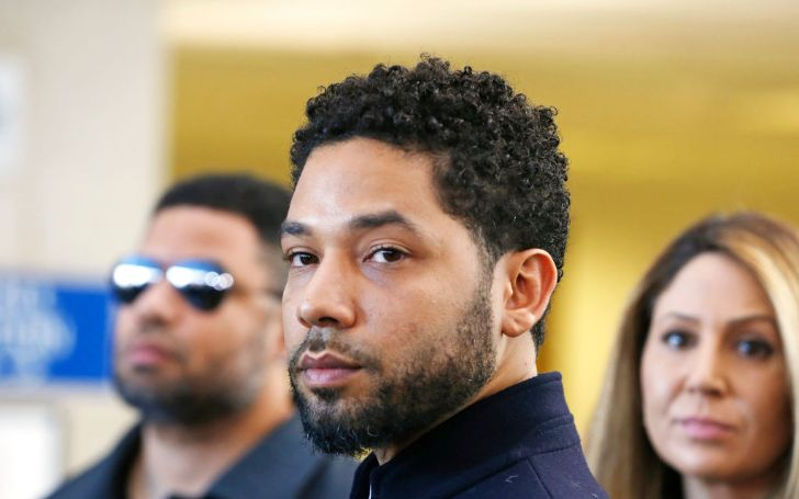 'Empire' Star Jussie Smollett Will Not Return To TV Show
