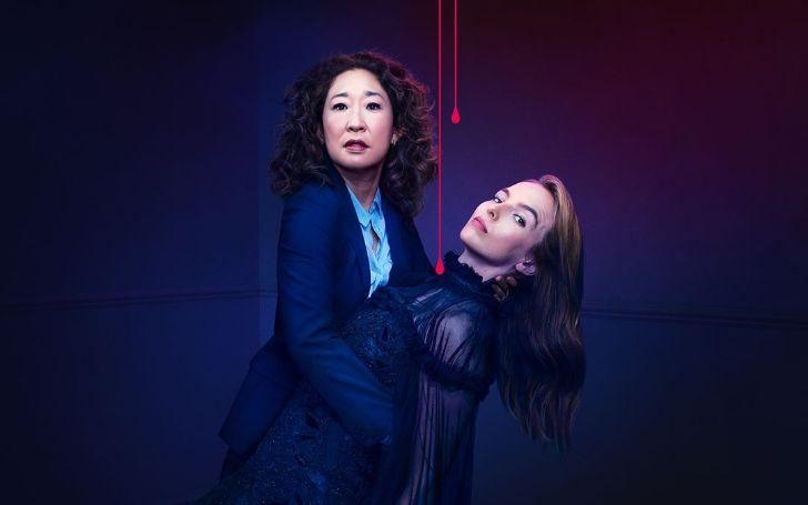 Sandra Oh, Jodie Comer And Fiona Shaw Return For A Second Series Of The Darkly Funny BBC Thriller 'Killing Eve'