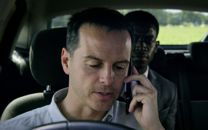 Black Mirror: Smithereens - Cab Driver Chris Gillhaney Actor Andrew Scott Can't Drive In Real Life!