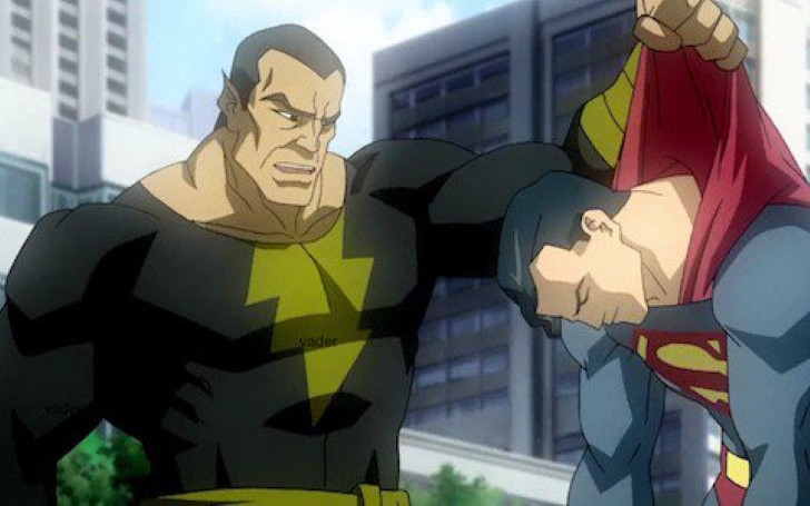 Dwayne Johnson Claims Black Adam Is As Strong As Superman