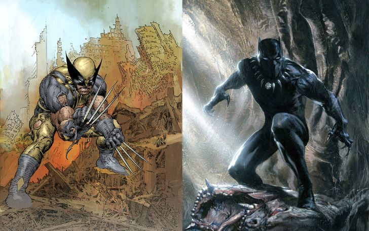 Which Is The Strongest Material - Black Panther's Vibranium Vs. Wolverine's Adamantium?