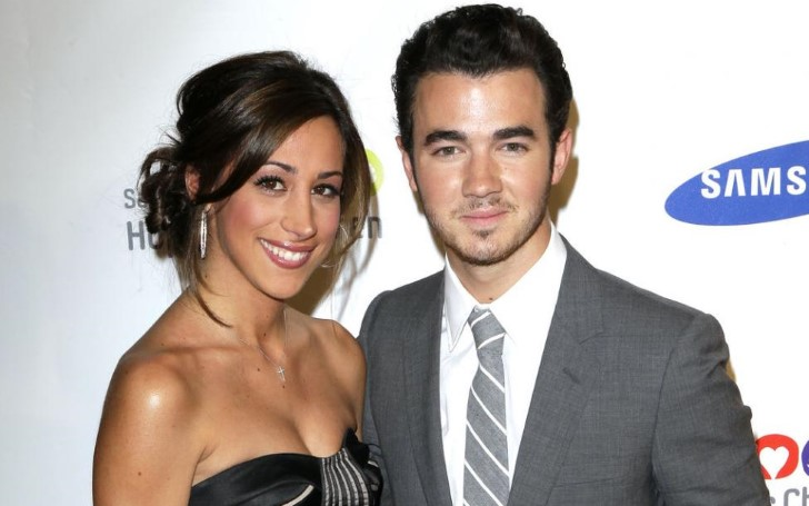 Danielle Jonas Reveals The Best Gift From Husband Kevin Jonas