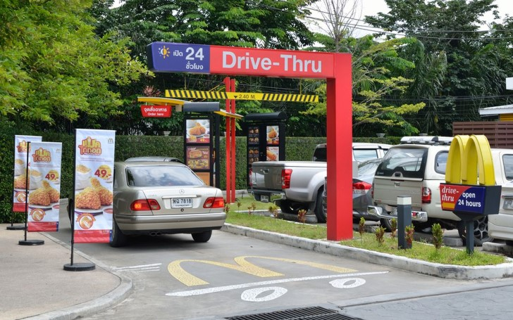 McDonald's Set To Add A Creepy New Feature To Its Drive Thrus