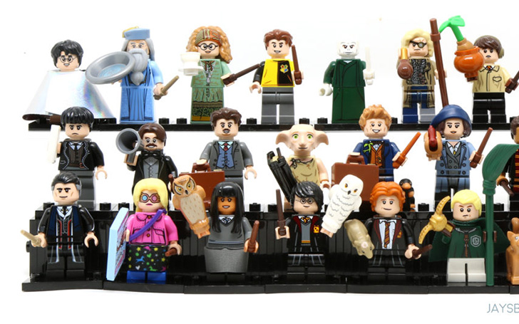 New Harry Potter LEGO Range Is A Beautiful Addition To Your Set