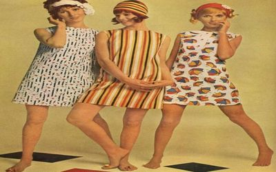 Top 10 Fashion Outfits From 1960s