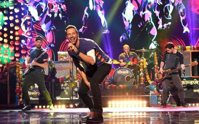 Coldplay Won't Be Touring with Their New Album Due to Environmental Concerns