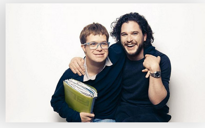 Kit Harington Donates Almost £8,000 To A Fundraiser For Learning Disability Charity Royal Mencap Society