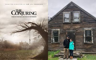Fans Are In Luck As You Can Now Visit The Creepy House From The Conjuring In Real Life!