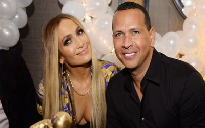 Check Out Jennifer Lopez's Steamy Display Grinding Up Against Finace Alex Rodriguez In A Video He Posted To His Instagram