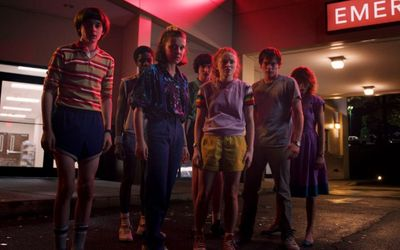 Stranger Things 3 Breaks Netflix Viewership Record