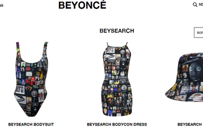 Beyonce Blessed The Beyhive With Some Sweet Honey In The Form Of Her New BeySearch Collection
