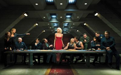 "Sam Esmail is not Rebooting Battlestar Galactica; ""We'll Explore a New Story"""