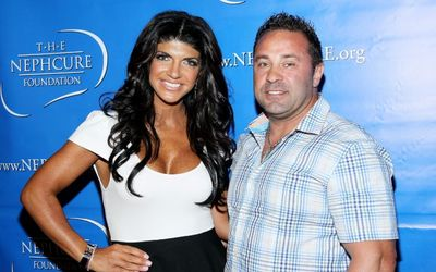 Teresa Giudice's Hubby Joe Giudice Reveals in the Season 10 Trailer He Never Wanted To Marry