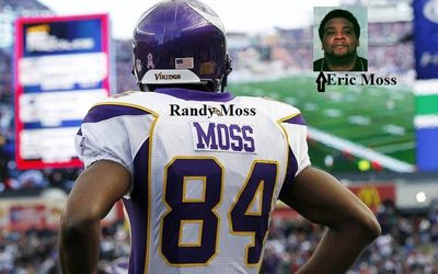 Facts about Randy Moss' Half-Brother Eric Moss