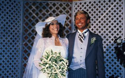 Thomas James Burris and Karen Carpenter — Life Together Before the Singer's Untimely Death in 1983