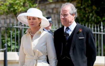 Queen's nephew, Earl of Snowdon amicable split with Wife